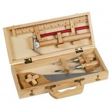 Moulin Roty Tools Case 6 pieces
