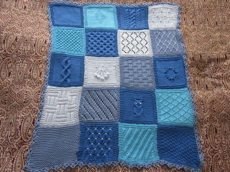 tricoter un plaid pour bebe tricot pull pinterest plaid pour b b et tricoter. Black Bedroom Furniture Sets. Home Design Ideas