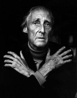 Hands of photographer, Bill Brandt