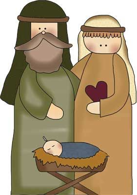 primitive outdoor nativity pictures | Nativity Scene Patterns