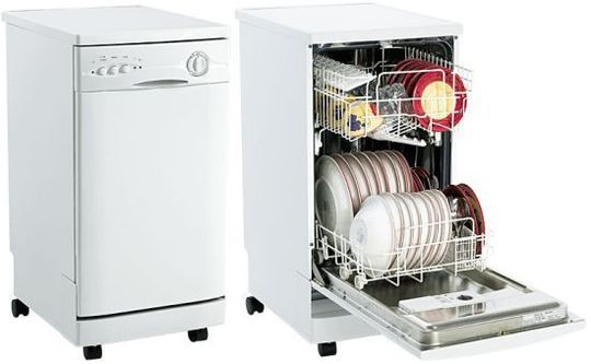 mini dishwasher (and other compact things)