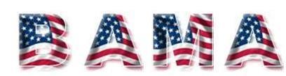 Bama ♥ U.S.A. !!!
