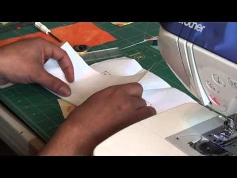 Trabalhando c/ Paper Piecing 2