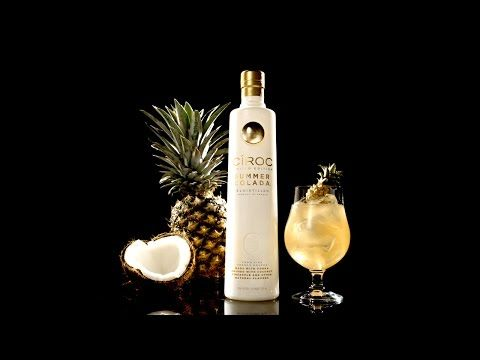 Diddy introduces New Ciroc Summer Colada!!!