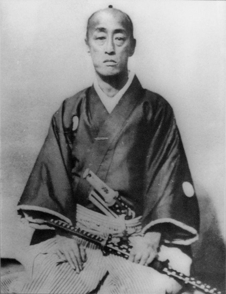 徳川慶勝(1824–1883).尾張藩14代藩主、尾張徳川家第14・17代当主、高須四兄弟の一人。写真撮影を好み、1000点近くが残されている。
