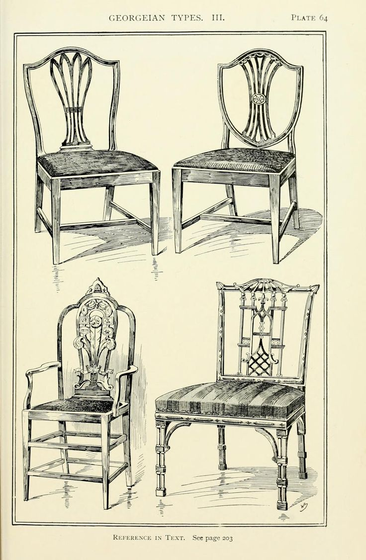 Antique chair styles - Style In Furniture