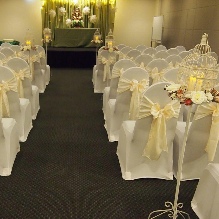 16 best wedding reception decor by covers images on pinterest weddingceremonyatsudami hotel covers decoration hire junglespirit Images