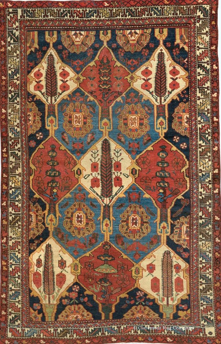 1000 Images About Antique Tribal Carpets On Pinterest