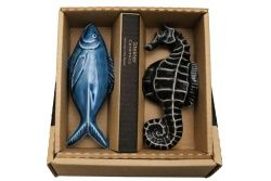 Yellow Tail & Sea Horse In A Box – Bob Steiner | Shop New Zealand