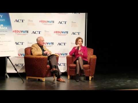 """Carly Fiorina Tells Atheist That """"Christians Are Being Coerced Not To Practice Their Religion"""""""