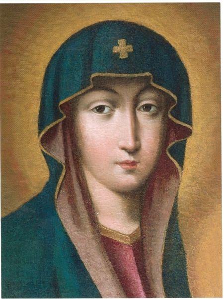 Matka Boska Śnieżna   Serce Jezusa