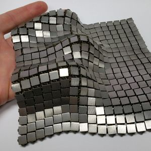NASA 3D Prints Metal Space Fabric -As far as functionality goes, there are four important attributes: reflectivity, foldability, passive heat management and tensile strength.