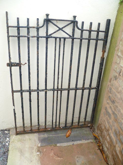 1000 Images About Metal Gates On Pinterest