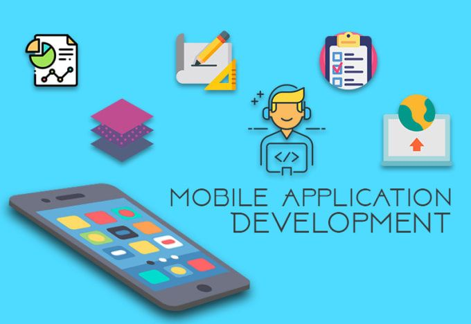 I Will Develop Customize Android Ios Or Cross Platform Mobile Apps In 2020 Mobile Application Development Mobile App Development Android Application Development
