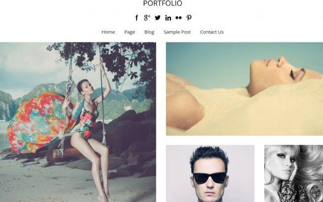 WordPress Themes Themes4all Portfolio