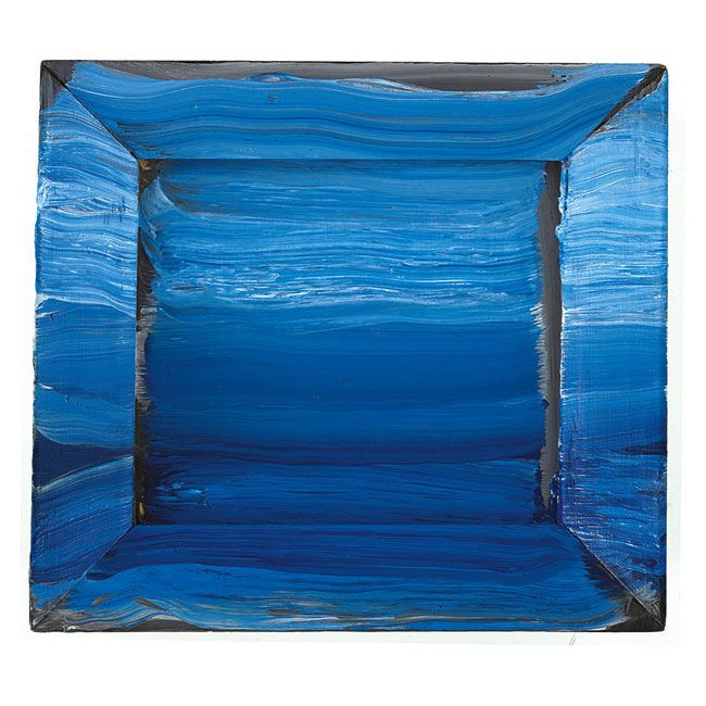 Howard Hodgkin - Seascape  My favourite painting of all time