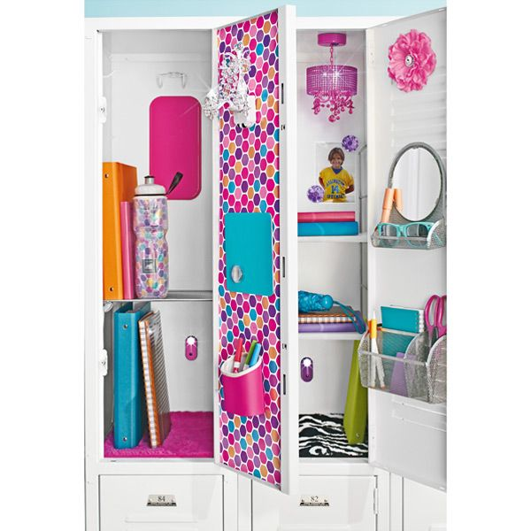 how to make your own locker shelf