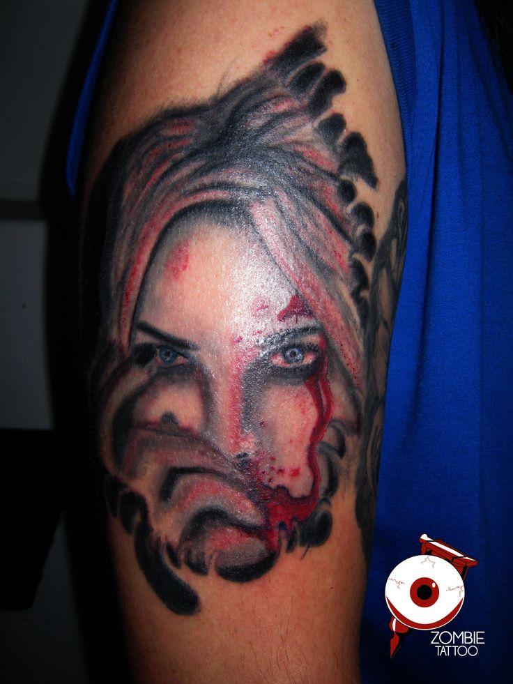Tatuaje Zombie Tattoo