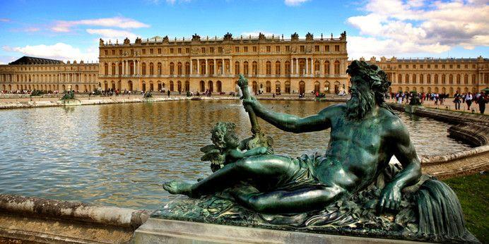 #Schloss #Versailles, #Paris