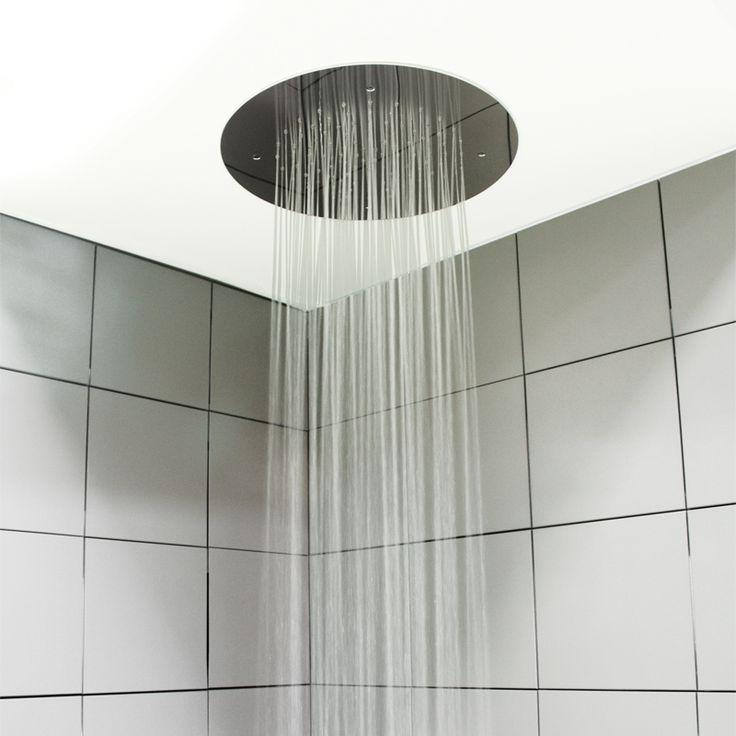 17 migliori idee su docce da bagno su pinterest docce e - Lampade per doccia ...
