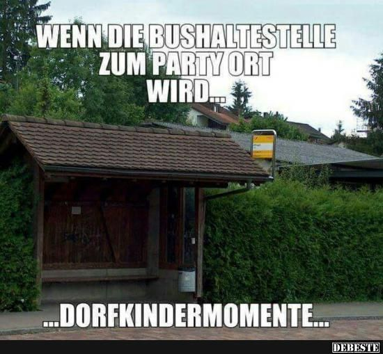 When the bus stop becomes party place .. | Funny pictures, sayings, jokes, really funny