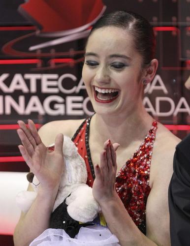 Kaetlyn Osmond new Canadian champion