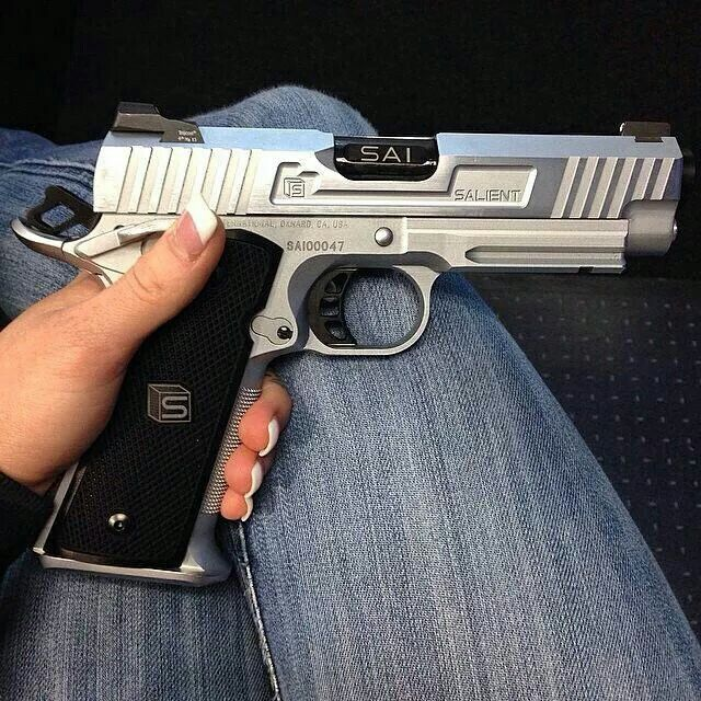 Salient arms international