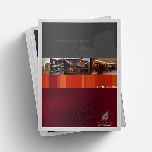 Architecture Company Profile design by SIGNIFICAN significan-design.com