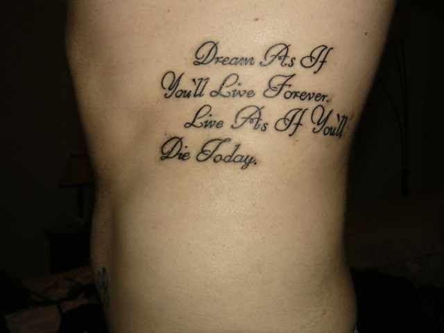 Memorial Tattoo Quotes | Memorial Tattoos Quotes Quotes about tattoos