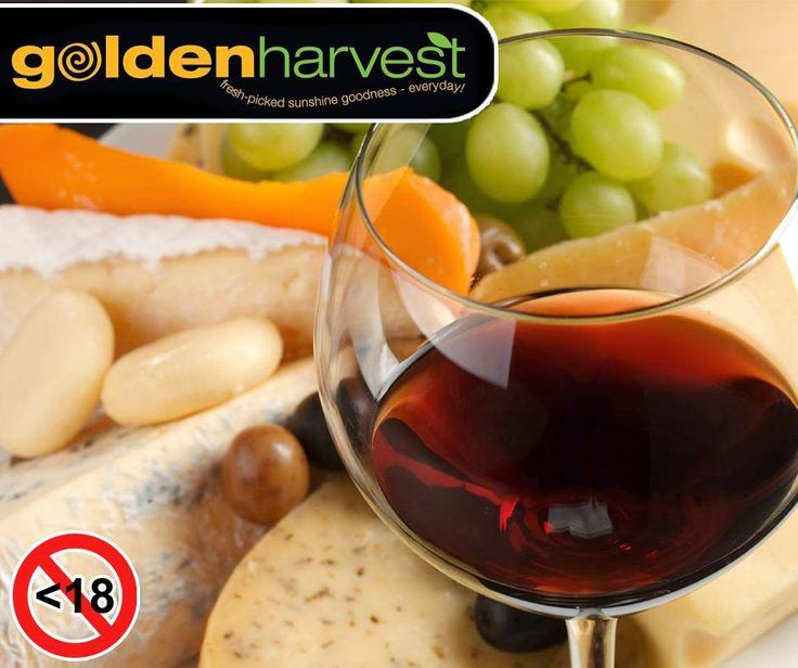 It's #ThirstyThursday. Pop in at our #WineBoutique for a great selection of wine to quench the Thursday thirst. Alcohol not for sale to persons under the age of 18. Dink responsibly. #GoldenHarvest