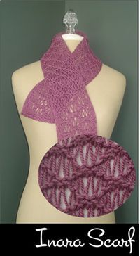 I've been on a scarf making binge lately.  I use a Knifty Knitter.  I can't wait to see where it takes me!