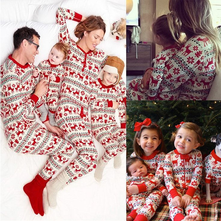 1000  ideas about Baby Christmas Pajamas on Pinterest   Holiday ...