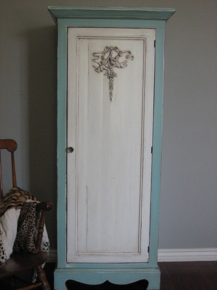 16 best painted armoire images on pinterest | painted furniture