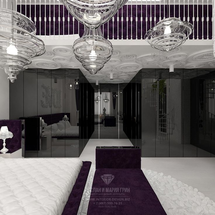 Интерьер комнаты для девушки-подростка. Фото
