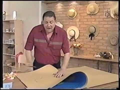 Puntos y Puntadas 65. Camisa de hombre - 1. Moldería. Hermenegildo Zampar. - YouTube