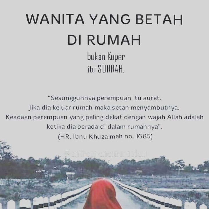 Hijabers Fanart 8 Islamic Quotes Kutipan Indonesia Kata Kata Indah