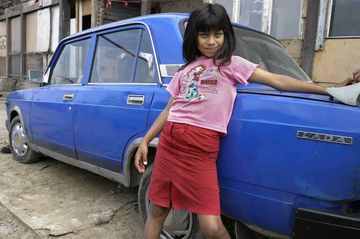 Beautyful girl and car...