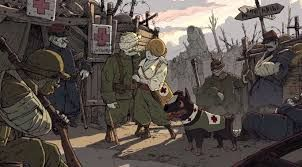 Image result for valiant hearts scenery