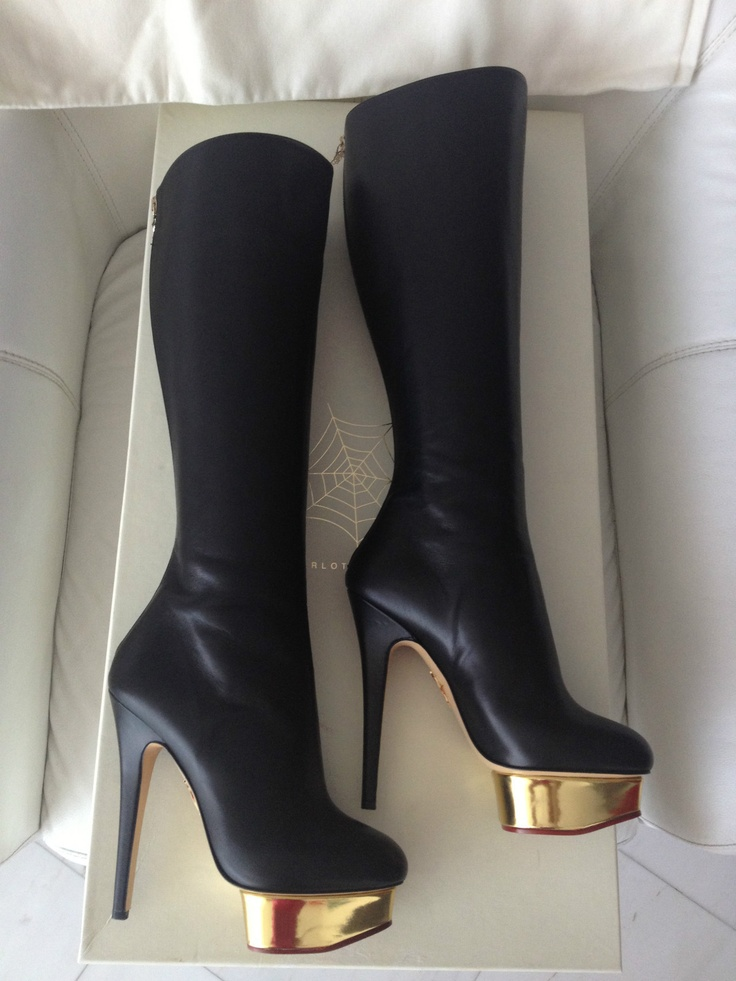 charlotte olympia bonnie boots