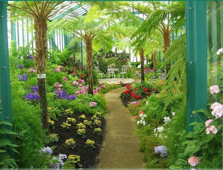 Secret Garden: 73 Best Images About Settings: Sunrooms, Conservatories