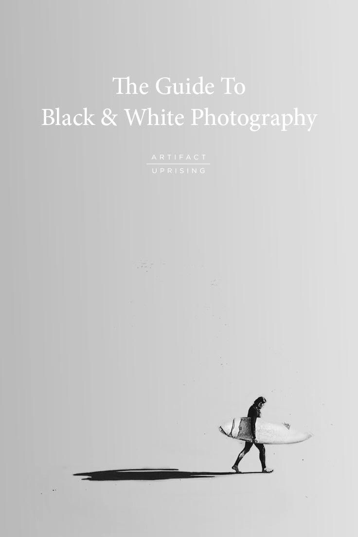 Black & White Photography Tips | Jason Peterson X @artifactuprsng