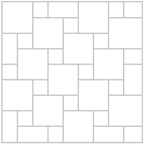 Hip Hop or Hopscotch Or Pinwheel Tile Pattern Were