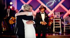 Country Music Lyrics - Quotes - Songs Tim mcgraw - Tim McGraw Crashes Wedding And Performs Emotional Song For Father-Daughter Dance - Youtube Music Videos http://countryrebel.com/blogs/videos/tim-mcgraw-crashes-wedding-and-performs-emotional-song-for-father-daughter-dance
