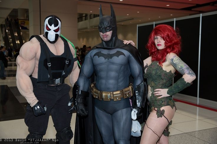 arkham bane cosplay - Google Search