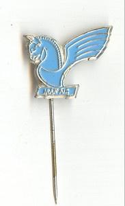 Iran airways logo pin