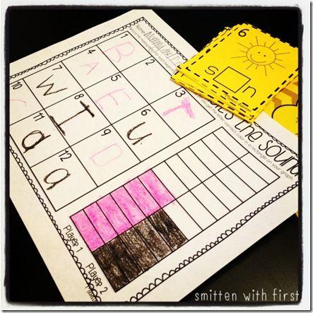 center idea | First grade teacher! ! (: | Pinterest ...