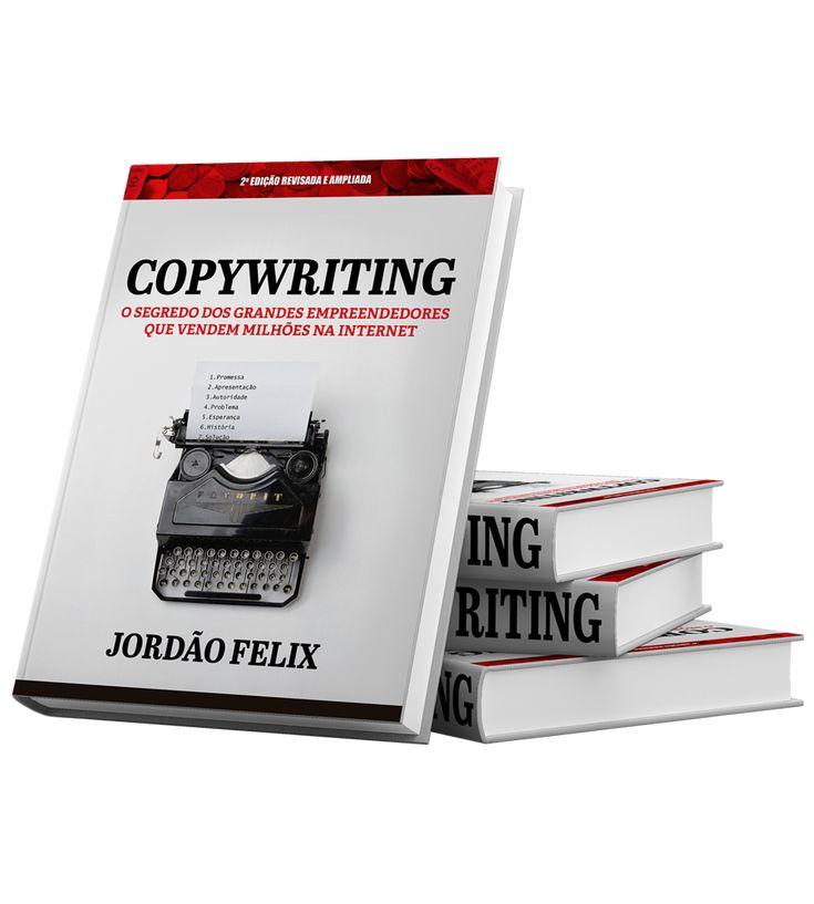 O eBook Copywriting revela as técnicas de persuasão aplicadas pelos grandes empreendedores, tem 141 páginas de conteúdo sobre técnicas de persuasão, mostrando o que é o copywriting e como usá-lo de forma eficaz para gerar mais tráfego, leads e vendas.