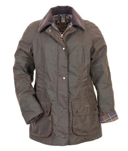 Barbour Damen Jacke Cotton Beadnell