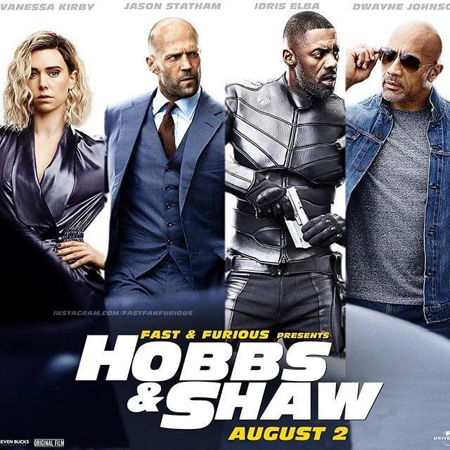 Fast Furious Presents Hobbs Shaw Ganzer Filme In Deutsch