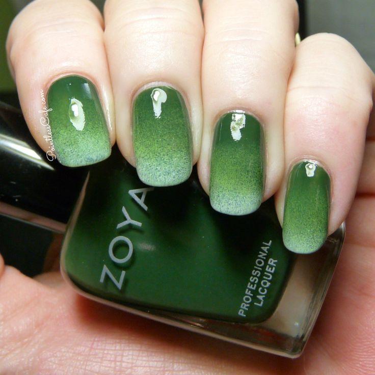 100 Festive Nail Art Ideas for Christmas - 25+ Unique Green Nail Ideas On Pinterest Matte Green Nails